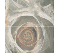 Декор Fanal Carrara Decorado Flor 2 65*60