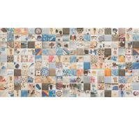 Декор Fanal Mosaico Decor Blanco Bano 25*50