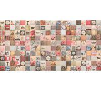 Декор Fanal Mosaico Decor Crema Bano 25*50