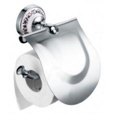 Бумагодержатель Fixsen (Фиксен) FX-78500 Bogema (Богема) FX-78510 для ванной комнаты и туалета