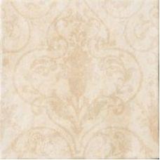 Итальянский керамический декор Gardenia Orchidea (Гардения Орхидея) Crete Carta Parati Beige 22505 20*20 см для ванной комнаты, кухни, прихожей, квартиры и дома