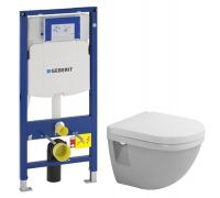 Комплект Geberit + Duravit Duofix UP320 Starck 3 620.389.00.5