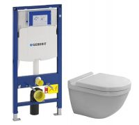 Комплект Geberit + Duravit Duofix UP320 Starck 3 650.389.00.5