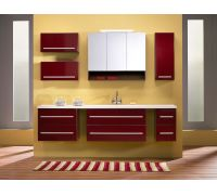 Мебель Gorenje Avon 109-210 см для ванной комнаты