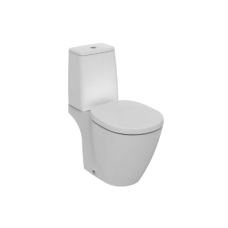 Унитаз Ideal Standard (Идеал Стандард) Connect Cube Scandinavian (Коннект Куб Скандинавиан) E803601/E717501 для ванной комнаты и туалета