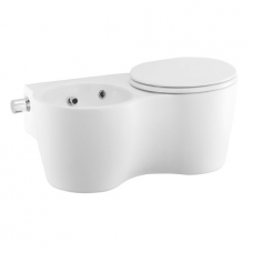 Комплект унитаз+биде Ideal Standard (Идеал Стандард) Small+ (Смолл+) Twin T306961 для ванной комнаты и туалета