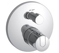 Термостатический смеситель Ideal Standard Ceratherm 100 New A5619AA для ванны