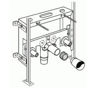 Инсталляция Ideal Standard VV610010 для биде