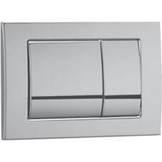 Панель смыва Ideal Standard (Идеал Стандарт) Metal Dual (Метал Дуал) для инсталляции