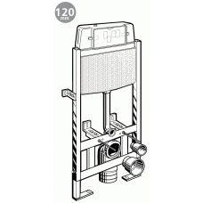 Инсталляция Ideal Standard (Идеал Стандарт) Diamante (Диаманте) W3070AA для унитаза в ванной комнате и туалете