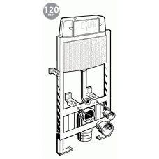 Инсталляция Ideal Standard (Идеал Стандарт) Diamante 2 (Диаманте 2) W3072AA для унитаза в ванной комнате и туалете