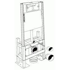 Инсталляция Ideal Standard (Идеал Стандарт) W3075AA для унитаза в ванной комнате и туалете