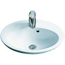 Раковина IDO Mosaik Duoset 1117901101 53 см для ванной комнаты и туалета