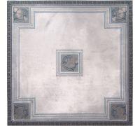 Декор Keros Invictus Fosil Gris 50*50