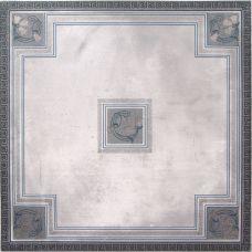 Декор Keros Invictus Fosil Gris 50*50 см для ванной комнаты, кухни, прихожей, квартиры и дома