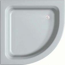 Полукруглый душевой поддон Kolpa-San (Колпа-Сан) Ocean (Океан) 80*80 для душевой шторки в ванной комнате