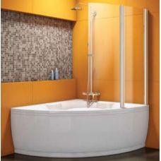 Шторка Kolpa-San (Колпа-Сан) Sole (Соле) TP 102 для акриловой ванны в ванной комнате
