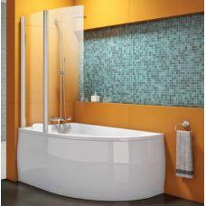 Шторка Kolpa-San (Колпа-Сан) Sole (Соле) TP 104 для акриловой ванны в ванной комнате