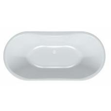 Овальная акриловая ванна Kolpa-San (Колпа-Сан) Comodo FS Black 185*90
