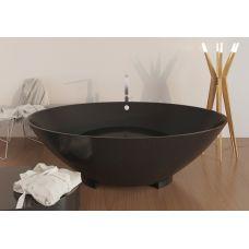 Ванна Kolpa-San (Колпа-Сан) Tristan Black 196*117 FS для ванной комнаты