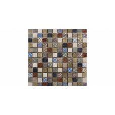 Испанская мозаика L'Antic Colonial (Лантик Колониаль) Mosaico Ancient Bath G-535 30.5*30.5 см для ванной комнаты