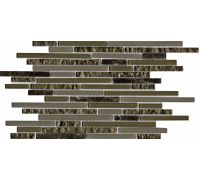 Мозаика L'Antic Colonial Mosaico Eternity Mini Strip Emperador G-522 29.7*29.7