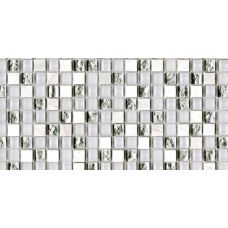 Испанская мозаика L'Antic Colonial (Лантик Колониаль) Mosaico Eternity White G-522 29.7*29.7 см для ванной комнаты