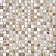Испанская мозаика L'Antic Colonial (Лантик Колониаль) Mosaico Imperia Onix Golden G-516 30*30 см для ванной комнаты