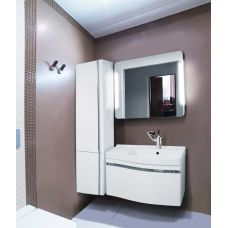 Мебель Lotos (Лотос) 80 см для ванной комнаты, подвесная