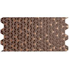 Мозаика Magna Mosaiker Energy Brown 20*30 см для ванной комнаты, кухни, прихожей, квартиры и дома