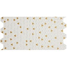 Мозаика Magna Mosaiker Energy Gold 20*30 см для ванной комнаты, кухни, прихожей, квартиры и дома