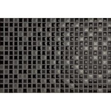 Мозаика Magna Mosaiker Stability Black 20*30 см для ванной комнаты, кухни, прихожей, квартиры и дома