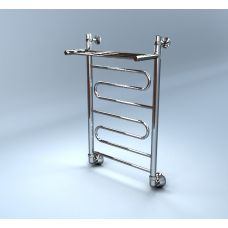 Водяной полотенцесушитель Margroid (Маргроид) Вид 1 П 600*600 для ванной комнаты