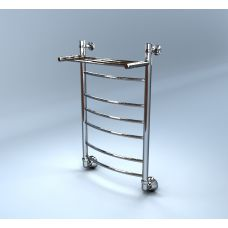 Водяной полотенцесушитель Margroid (Маргроид) Вид 5 П 600*600 для ванной комнаты