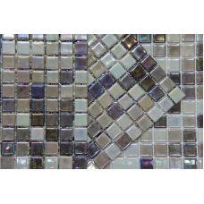 Испанская мозаика Mosavit (Мосавит) Acquaris Coffe 31.6*31.6 см для ванной комнаты