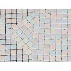 Испанская мозаика Mosavit (Мосавит) Acquaris-7 Jazmin 31.6*31.6 см для ванной комнаты