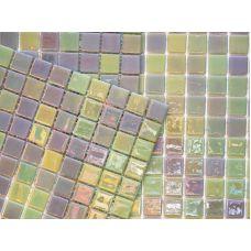 Испанская мозаика Mosavit (Мосавит) Acquaris-6 Lavanda 31.6*31.6 см для ванной комнаты