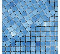 Мозаика Mosavit 2001 Bruma-Azul Piscina 31.6*31.6
