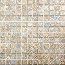 Испанская мозаика Mosavit (Мосавит) Elogy Oda 100% Pandora 31.6*31.6 см для ванной комнаты