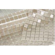 Испанская мозаика Mosavit (Мосавит) Metalica Alum 31.6*31.6 см для ванной комнаты