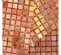 Мозаика Mosavit Metalica Bronce 31.6*31.6