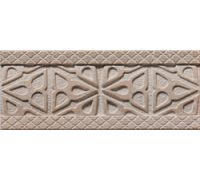 Бордюр Newker Alhambra Listelo Multi 10*25