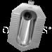 Чаша генуя Oceanus (Океанус) 4-003.1 из нержавеющей стали для ванной комнаты и туалета
