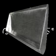 Писсуар Oceanus (Океанус) 2-015.1(R) из нержавеющей стали для ванной комнаты и туалета