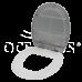 Сидение Oceanus (Океанус) 15-003.1 для унитаза