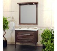 Мебель Opadiris Корлеоне 100 см для ванной комнаты
