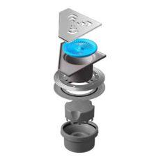 Сливной водосточный трап Pestan (Пештан) Confluo Angle 3 194*194 мм для ванной комнаты