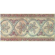 Декор Porcelanite Dos Serie 400 Cenefa Dorado 20.4*40.8 см для ванной комнаты, кухни, прихожей, квартиры и дома