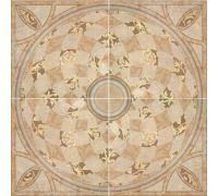 Панно Porcelanite Dos Serie 5000 Roseton Beige 100*100