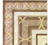 Декор Porcelanite Dos Serie 5008 Taco Ivory Rodas 25*25